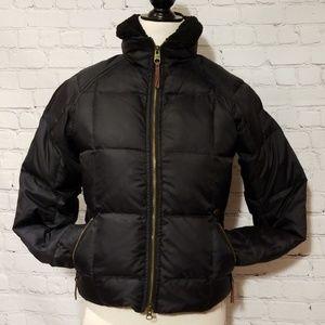 UGG Black Puffer Jacket